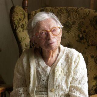 Hendrikje at age 114.