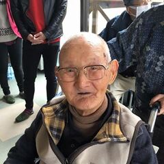 Watanabe at the age of 109.