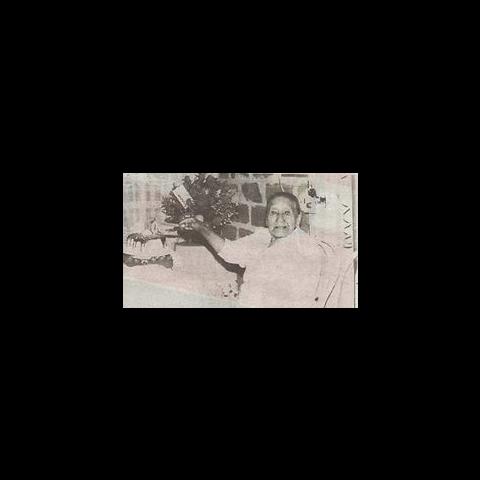 Jaramillo at the age of 100.