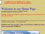 Gerontology Research Group
