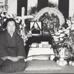 Matsushita at age 61