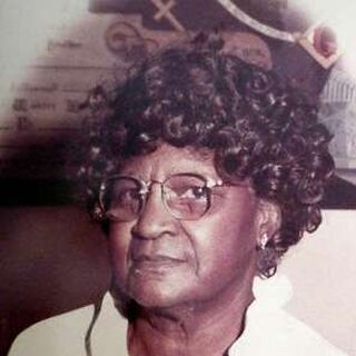 Jeralean Talley at age 80