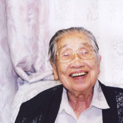 Matsushita at age 99