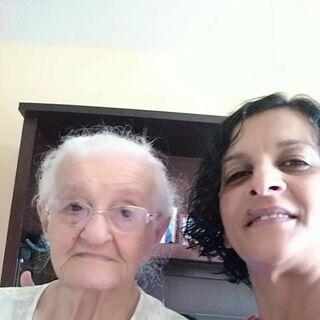 Alice Zuza at 108