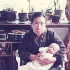 Matsushita at age 69