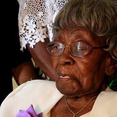 At age 112