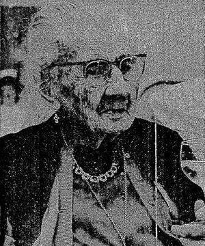 Mary Ann Cragie