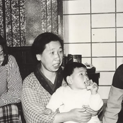 Matsushita at age 50