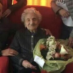 Erminia Bianchini at 111