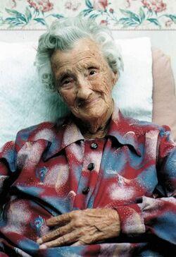 Nellie Bradley 1889-2002