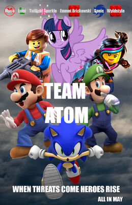 Team Atom Movie Poster