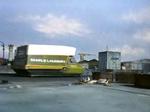 Laundry van (trail at sea)
