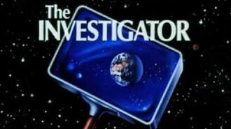 Theme from Gerry Anderson's 'The Investigator'