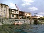 Poto Guava quayside