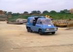 SHADO car