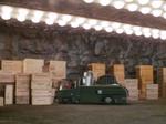 Base truck