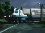Hunsons Armerments lorry