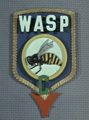 Wasp-emblem