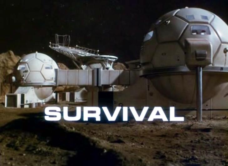 Survival | Gerry Anderson Encyclopedia | FANDOM powered by Wikia