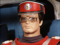 Captain Scarlet refusing to obey orders