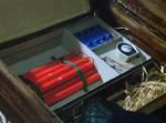 Suitcase bomb
