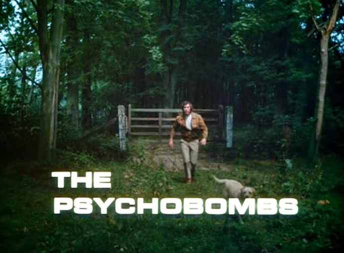 The Psychobombs | Gerry Anderson Encyclopedia | FANDOM powered by Wikia