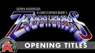 Gerry Anderson's Terrahawks (1983) - Opening Titles