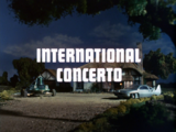 International Concerto