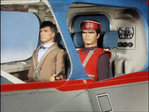 Captain Scarlet SPJ