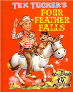 Four Feather falls book