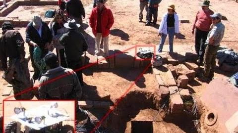 Archaeologists have Discovered an Underground Pyramid at Tiahuanaco in Bolivia