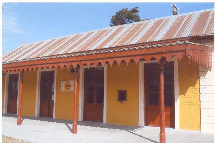 Museo Histórico Municipal Estación El Tío