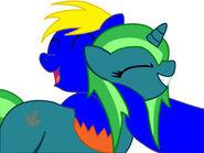 Pony joe and ivy by heartfireburn-d4pz9ct