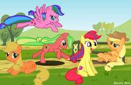 Applejack relations by aquaticneon-d5db1iy