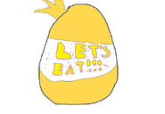 Toy Chica's egg