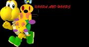 Koopa and hoops