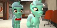 Lyra's new friend