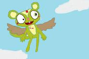 Flying Nutty