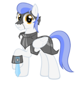 Evil pegasus general bdp pmv character by abluskittle-d5mwx2e