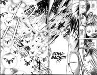 Dokubachi desappears
