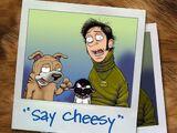 Say Cheesy