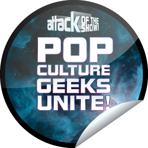 Pop Culture Geeks Unite Sticker