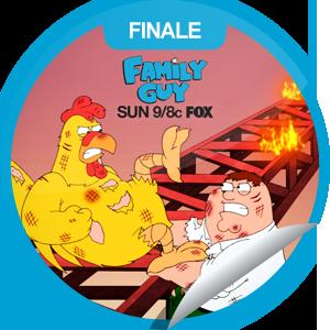 File:Family Guy Season 9 Finale Sticker.png