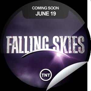 Falling skies coming soon