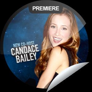 Attack of the Show Premiere Sticker