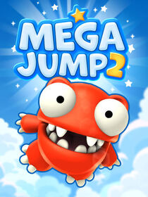Mega jump 2 title screen