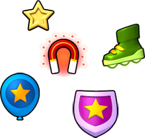 Various powerups update