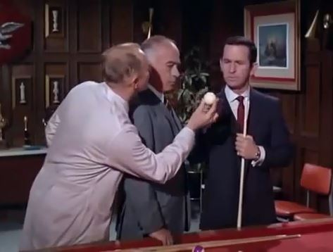 Remote-controlled Cue Ball | Get Smart Wiki | FANDOM powered