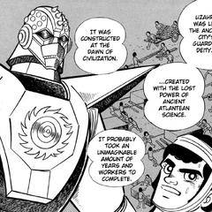 Uzahra's origins