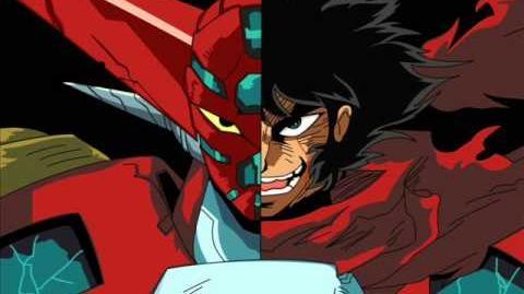 Getter Robo Opening - Hironobu Kageyama Version